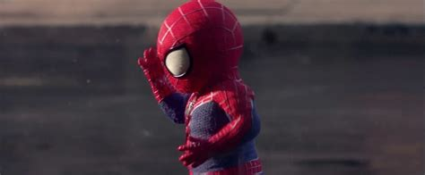 The Amazing Spider Man : Baby me