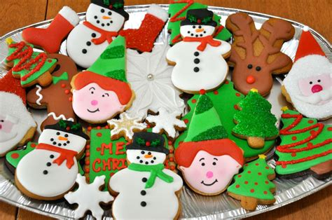 christmas cookies easy christmas cookies modern magazin