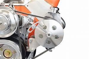 Bbc Alternator    Power Steering Pump Accessory Drive