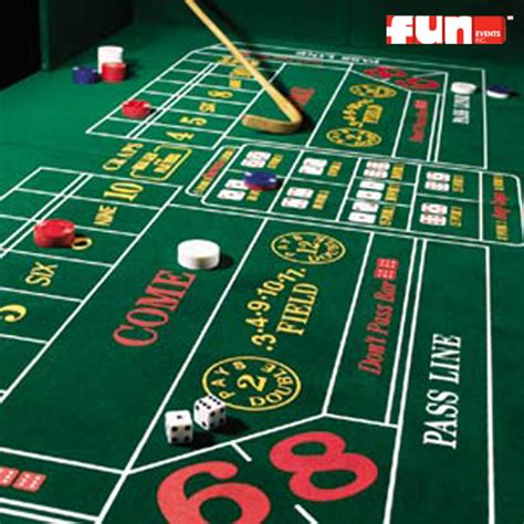 party rentals games entertainment casino game