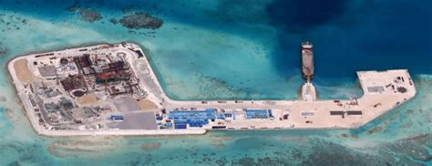 philippines shows   chinas island building work