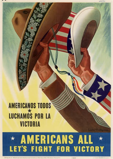 Americans all, let's fight for victory : Americanos todos ...
