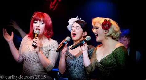 The Puppini Sisters, Ronnie Scott's