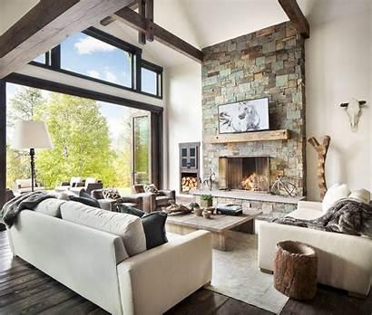 Interior Sage Homeadore Whitefish Residence