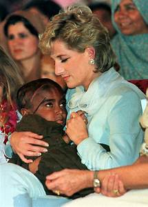 Prince Harry channels late mother Princess Diana as he ...