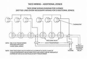 Looking For Taco Zone Valve Schematic