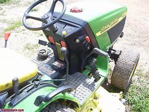 John Deere 4100 Steering Problems