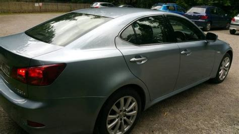 2008 lexus is 250 start up quick tour rev with exhaust lexus is220d 2008 low tax exec model immaculate for sale