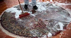 Nettoyeur Vapeur Tapis : 6 conseils pour r ussir le nettoyage d un tapis ~ Melissatoandfro.com Idées de Décoration