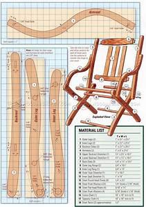 Civil War Chair Plans • WoodArchivist