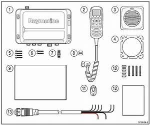 Ray260 Modular Vhf Radio