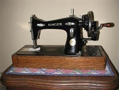 Singer Machine Crank History Hand Expert Bit