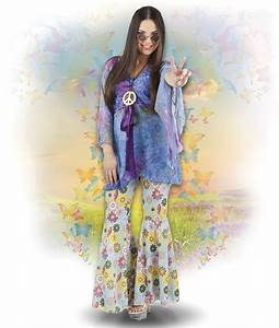 Kostüm Für 80er Jahre Mottoparty : groovy hippie kost m mottoparty 70er 80er jahre kleider schlagerparty kost me ebay ~ Frokenaadalensverden.com Haus und Dekorationen