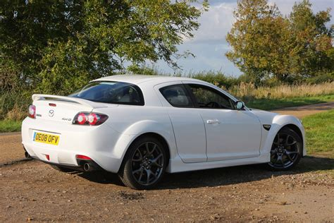 mazda rx8 mazda rx 8 coupe review 2003 2010 parkers