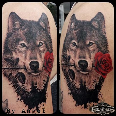 color gallery   tattoos  color godfathers tattoo