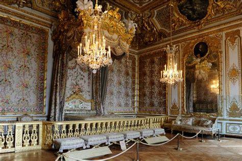 chambre de m騁iers versailles le ch 226 teau ch 226 teau de versailles chambre de la reine