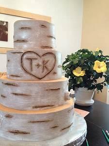 Top Birch Bark Cakes - CakeCentral com