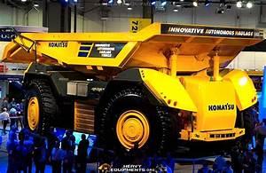 Mining Trucks Photos
