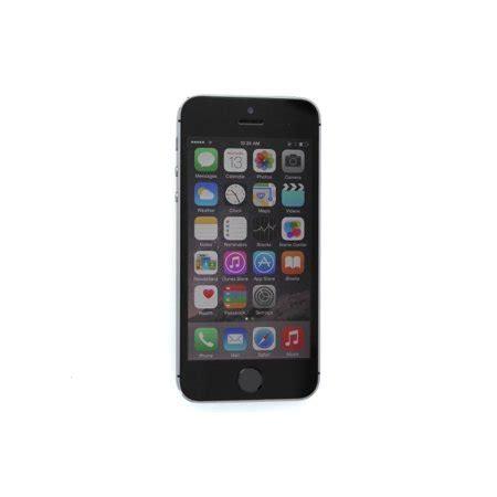 iphone 5s unlocked refurbished apple iphone 5s 16gb space gray verizon unlocked