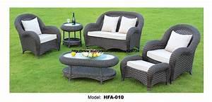 luxury rattan furniture handmake cane outdoor garden sofa With luxury garden furniture covers