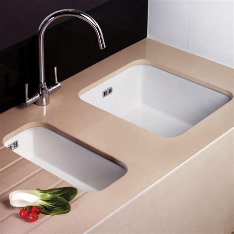 porcelain undermount kitchen sink astini hton 100 1 0 bowl white ceramic undermount