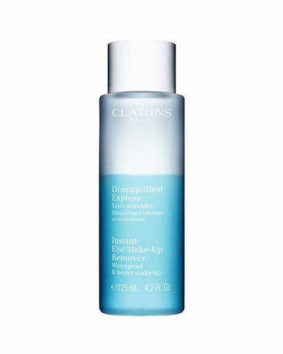 Remover Instant Makeup Clarins Eye 125ml Baume