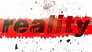 Reality Vs. Fantasy by TheUnforgivingsArmy on DeviantArt