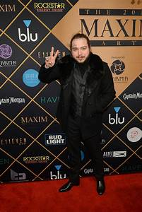 Post Malone Attends The 2018 Maxim Party Co Sponsored By