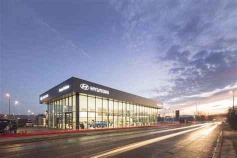 Hyundai Dealership, Leeds