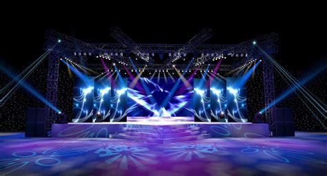 Concert Stage Design 18  3d Model  D, Concerts And Models