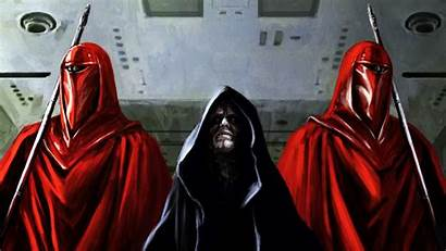 Wars Star Palpatine Wallpapers Guard Imperial Emperor