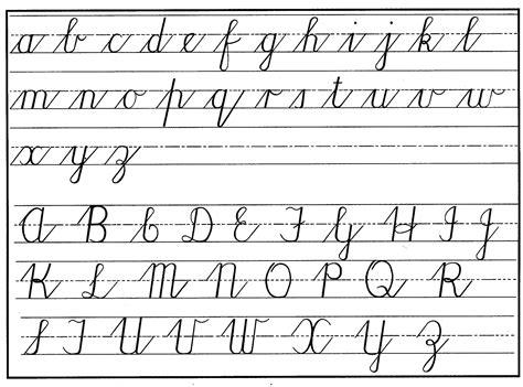 Cursive Alphabet Capital And Lowercase Letters  Graffiti Art