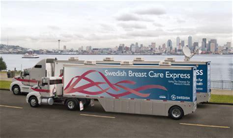 breast forms seattle swedish mobile mammography program swedish medical