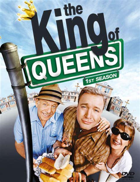 king  queens season  dvd zavvi