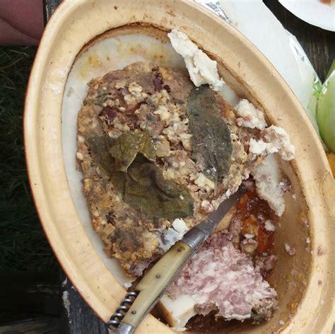 cuisiner le cerf terrine de cerf par la bonne bouffe à sam