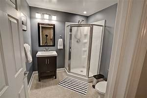 24 basement bathroom designs decorating ideas design for Basement bathroom ideas designs