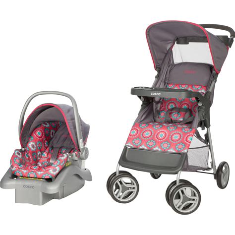 Cosco Lift & Stroll Travel System Baby Infant Toddler