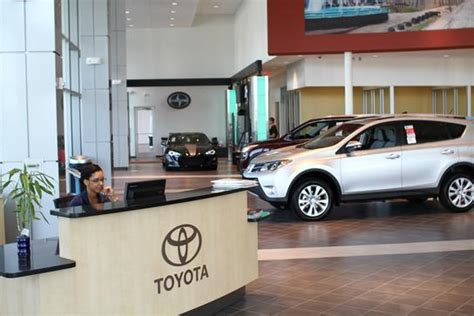 Toyota At The Avenues by Coggin Toyota At The Avenues Jacksonville Fl 32256 Car