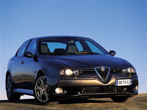 Alfa Romeo 156  Overview Cargurus