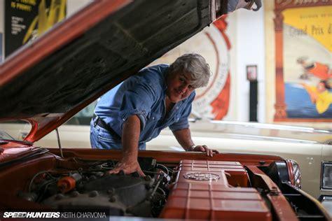 leno garage tour leno s garage a personal speedhunters tour speedhunters