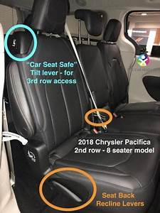 The Car Seat Ladychrysler Pacifica