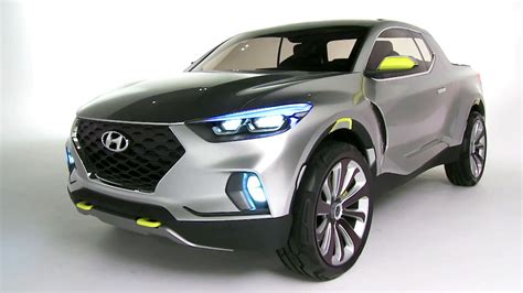 hyundai santa cruz ute set  production  caradvice