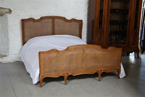 Lovely Shape King Size French Caned Bed Antique Tractor Show Paris Ky Suitcases And Trunks Bottle Collectors Australia Mens Watches Uk How To Paint Wood Look White Furniture Portland Maine Jewelry Miami 2017 Lowes Accent Table