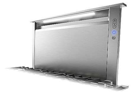 Viking Downdraft Cooktop by Viking 36 Quot Stainless Steel Rear Downdraft Vdd5360ss