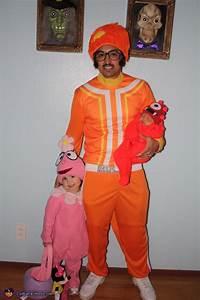 Yo Gabba Gabba Family Costume - Photo 3/7