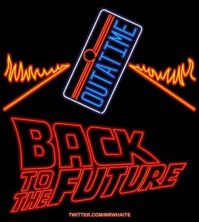 Neon Digital Signs Films Future