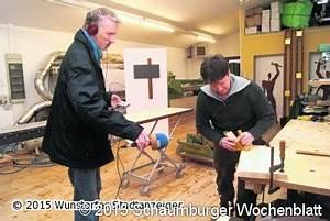 Schaumburger Wochenblatt Der Tischler Und Seine Kreuze