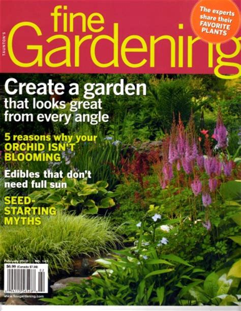 Garden Magazine by Garden Magazines Recommended Walter Reeves The