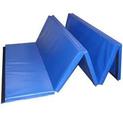 folding gym mats 5x10 ft x 2 inch martial arts folding mats cheer