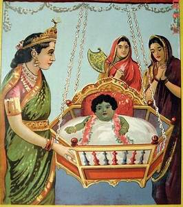 File:Birth of Krishna.jpg - Wikipedia